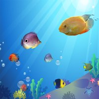 The Big Fish Eat Small Fish : Free Play Easy Fun For Kids Games