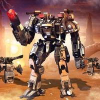 Robot War Simulation