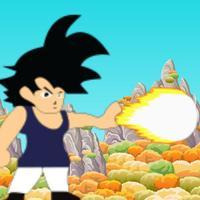 Super Fighting Runner Game for Dragon Ball Z fans