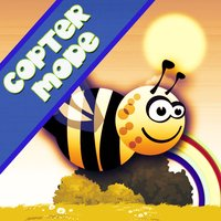 bit Fly : an addictive tap tap copter game