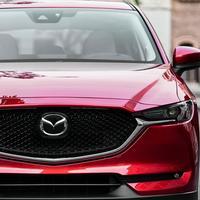 Specs for Mazda CX-5 II 2017 edition