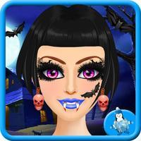 Halloween Makeover Salon Girls Games