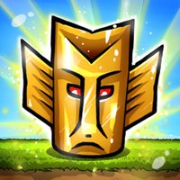 Tiny Totem Tap- Aztec, Mayan gold chain reaction puzzle game hd