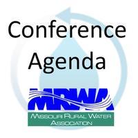 MRWA Conference Agenda