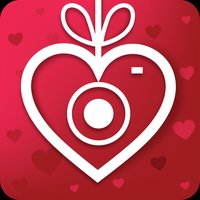St Valentine's lovers images Editor - Decorate your Photos with Valentine Frames, Heart & kiss Stickers,Fx and Love Texts