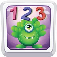 Monster 123 Genius - learn Numbers Count For Kids
