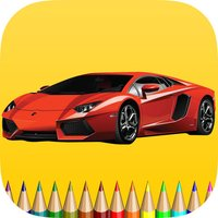 Vehicle Coloring Book Free Game for Children