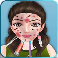 Skin Doctor Surgery Game