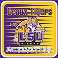 Geaux Tigers® Activities