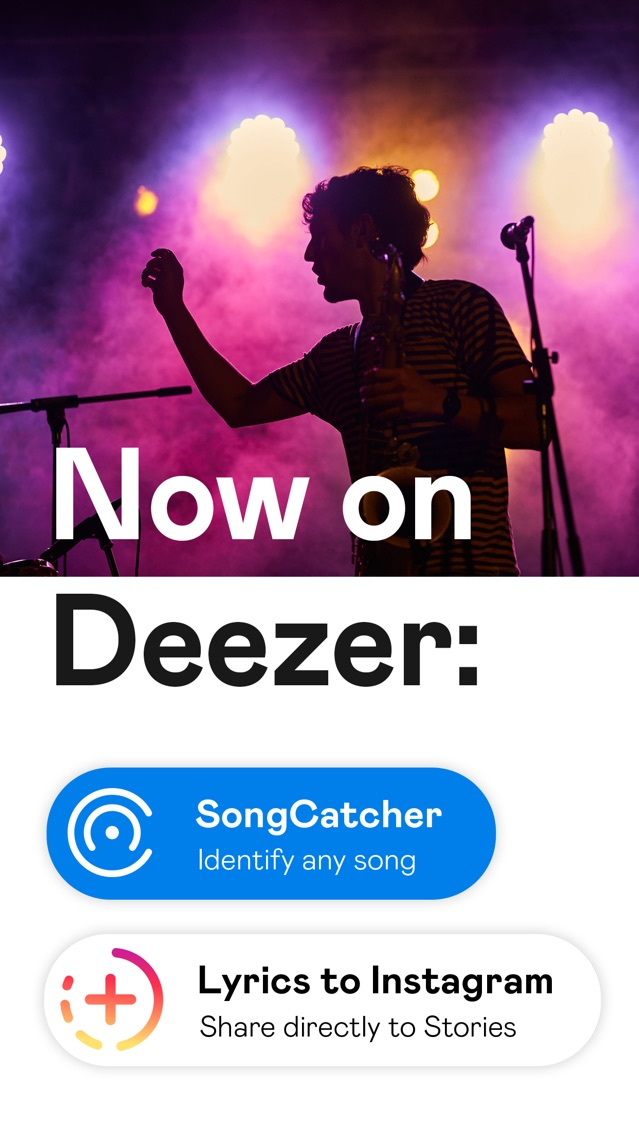 Deezer: Music & Podcast Player App for iPhone - Free