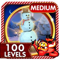 Christmas House Hidden Objects