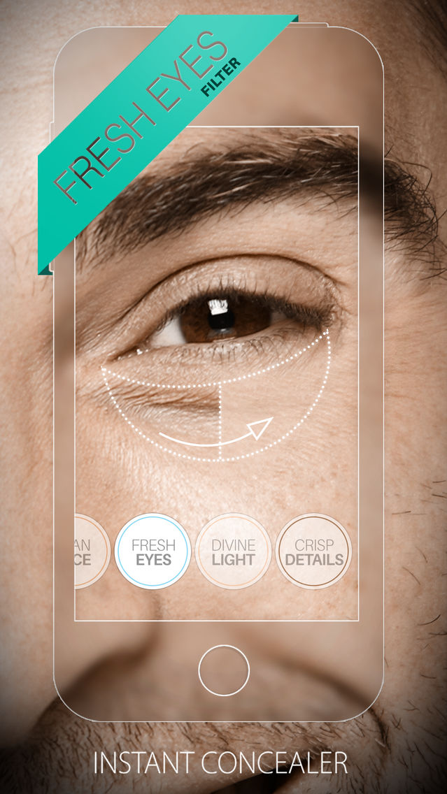 View Facie App Store PNG