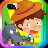 The Boy Who Cried Wolf Interactive book iBigToy