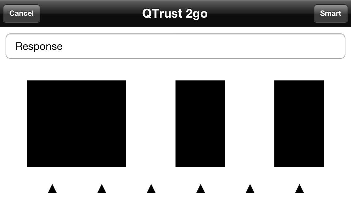 QTrust 2go App for iPhone - Free Download QTrust 2go for