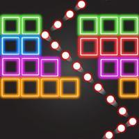 Infinite Brick Breaker: Neon!!