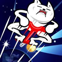 Meow Meow Hopping!