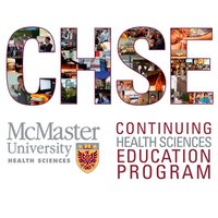 McMaster University, CHSE CME