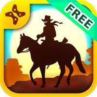 Lone Cowboy Ranger Horse Racing Games Free