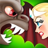 Attack of Oz Magic Battle: Wizard vs Flying Monkey—FREE Fantasy Adventure Racing Game