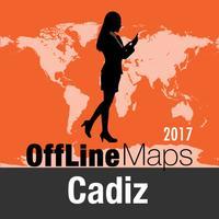 Cadiz Offline Map and Travel Trip Guide