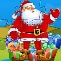 Santa Claus: Toddler Puzzles