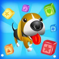 Rescue Cute Pets- Crush and break blocks