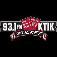 93.1 KTIK The Ticket