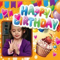 Birthday Photo Frames HD Deluxe
