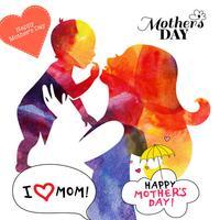 Mother's Day Stickers Photo Studio