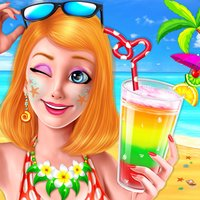 Mocktail Party On Beach