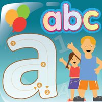 abc 123 genius kids: english alphabet & number