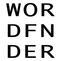 WordFinder - Anagram