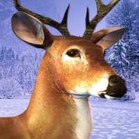 Deer Hunting Ice Age