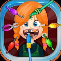 Naughty Girl At Dentist