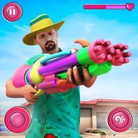 Pool Party FPS Gun Shooting 3D