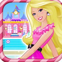 Doll house - Princess dress up girls games