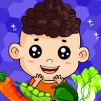 乐乐认蔬菜-认知大全智力游戏