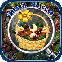 Hidden Objects:Pandoras Treasure Hidden Object