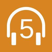 Five Audiobooks - Enjoy Audio Classics on the go!