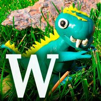 Wiki Dino - Dinosaur games for kids and encyclopedia animal sounds.  Educational preschool learning wikipedia.