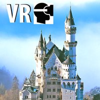 VR Castle Neuschwanstein local use Virtual Reality
