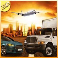 Aeroplane Cargo Car Transport 2017