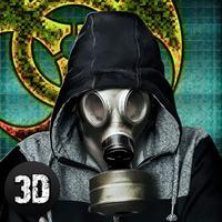 Nuclear Badlands Survival 3D