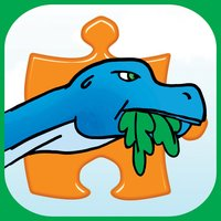 Dinosaur JigSaw Puzzle - Fun Animated Jigsaw Puzzles for Kids with HD Cartoon Dinosaurs - By Apps Kids Love, LLC