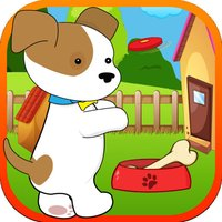 Cute Puppy Dog Seesaw Jumping - A Crazy Animal Toss-Catcher Mania