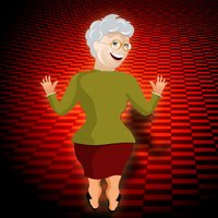 Grandma Twerking : The Crazy Retirement Home Twerk Party - Free Edition