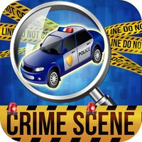 Free Hidden Objects :Mysterious Crime Scene