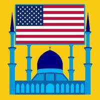 USA Prayer Times - أوقات الصلاة الولايات المتحدة