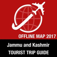 Jammu and Kashmir Tourist Guide + Offline Map
