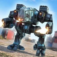 Steel Robots   3D War Robot Fighting Game vs Tanks